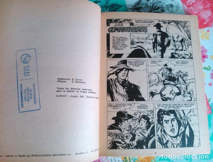 Tebeos: HISTORIA DEL OESTE ¡¡COMPLETA!! (Euredit 1969) 17 novelas. - Foto 20 - 125194063