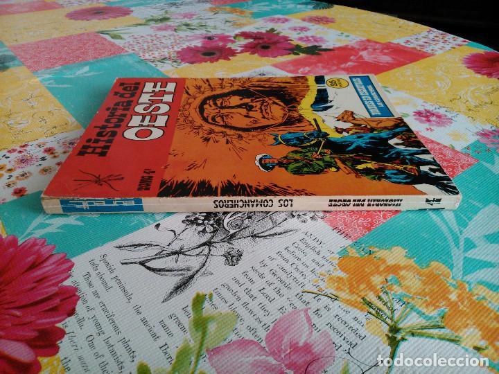 Tebeos: HISTORIA DEL OESTE ¡¡COMPLETA!! (Euredit 1969) 17 novelas. - Foto 22 - 125194063