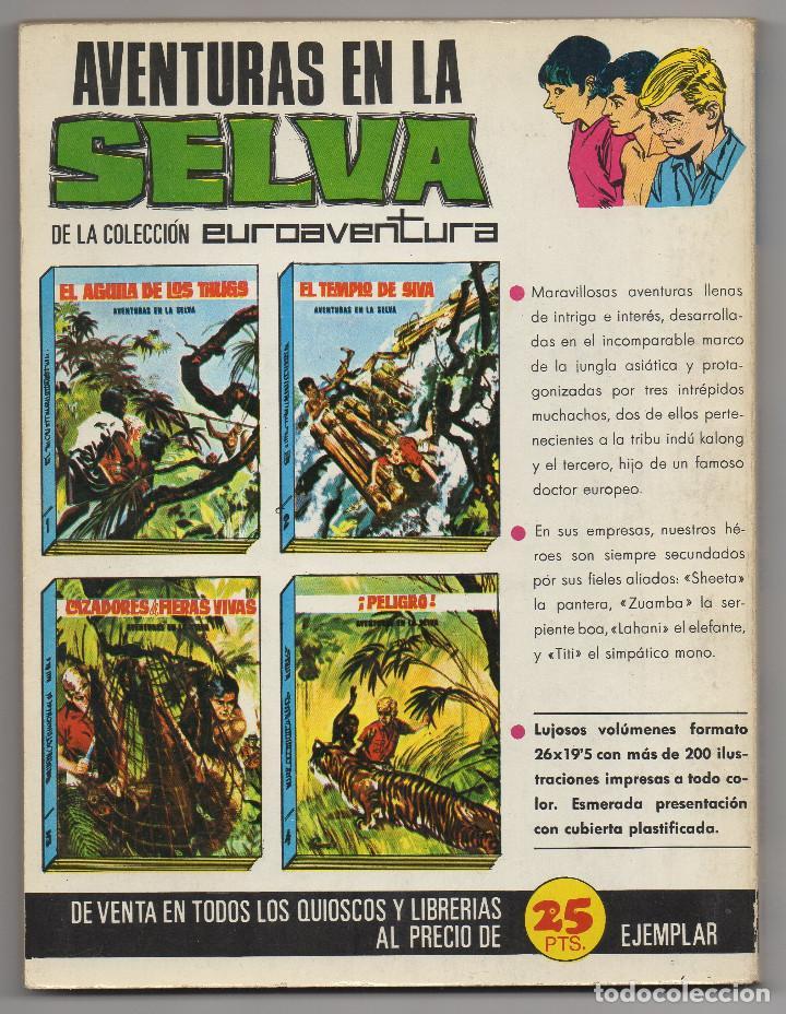 Tebeos: HISTORIA DEL OESTE ¡¡COMPLETA!! (Euredit 1969) 17 novelas. - Foto 23 - 125194063