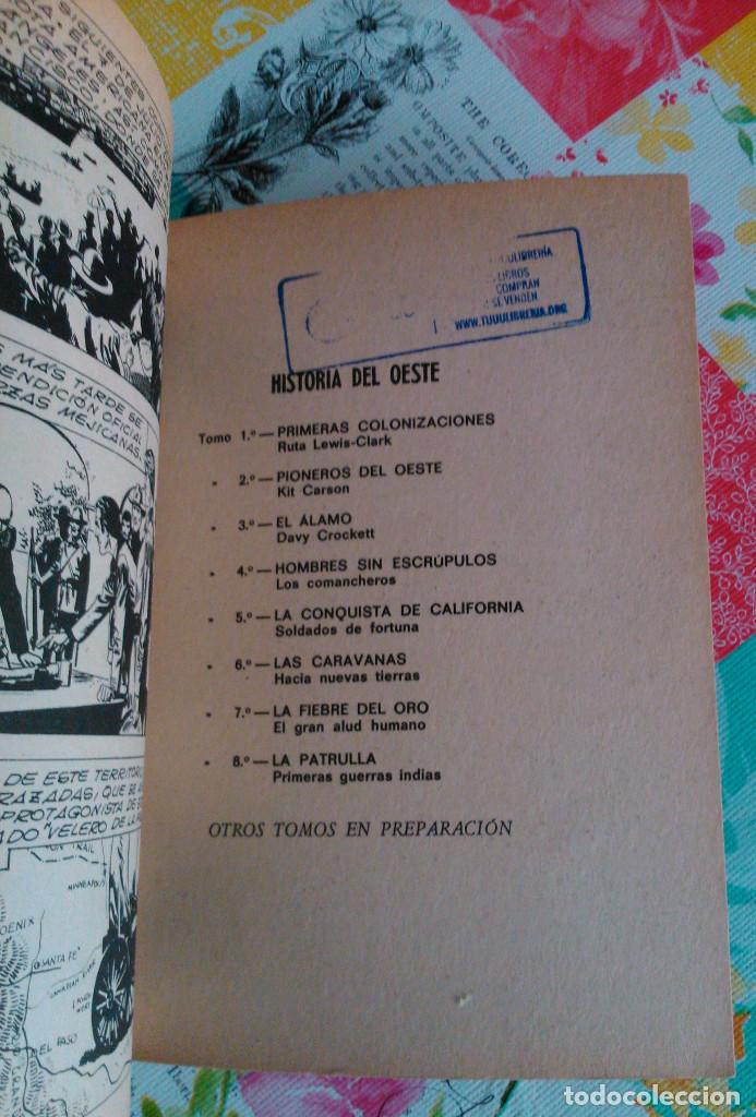 Tebeos: HISTORIA DEL OESTE ¡¡COMPLETA!! (Euredit 1969) 17 novelas. - Foto 26 - 125194063