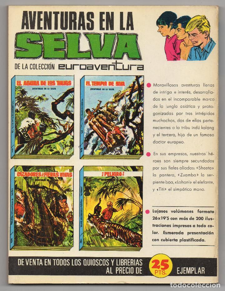 Tebeos: HISTORIA DEL OESTE ¡¡COMPLETA!! (Euredit 1969) 17 novelas. - Foto 28 - 125194063