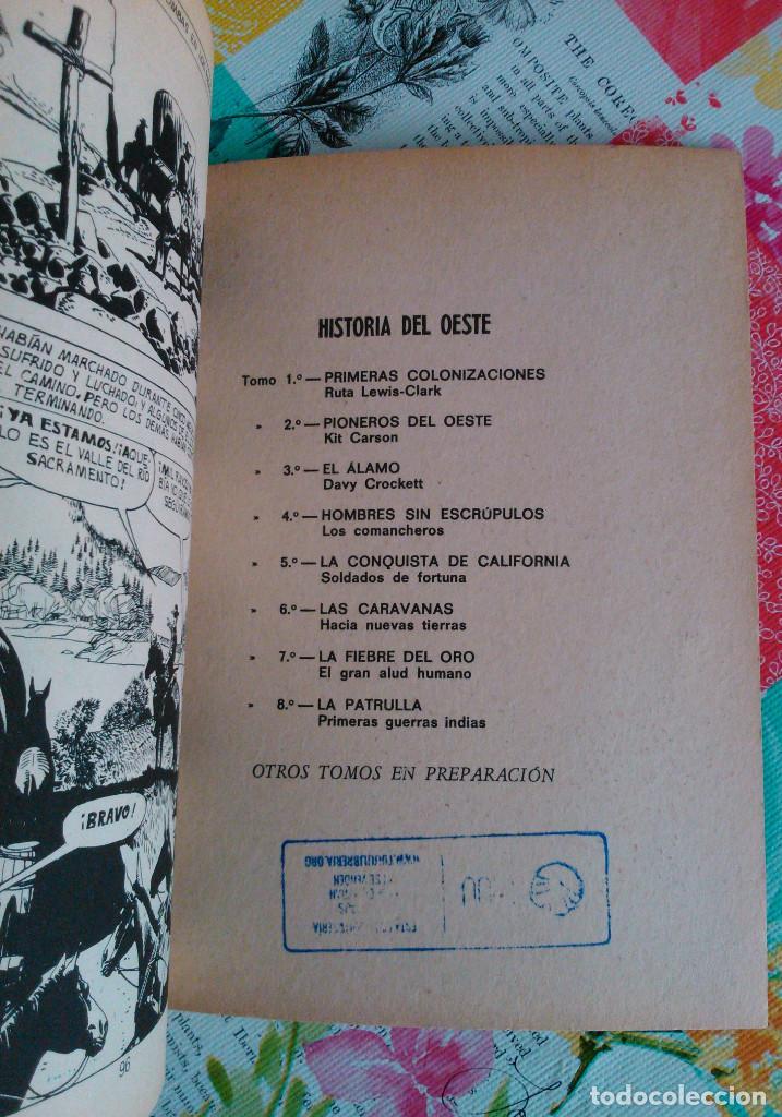 Tebeos: HISTORIA DEL OESTE ¡¡COMPLETA!! (Euredit 1969) 17 novelas. - Foto 31 - 125194063
