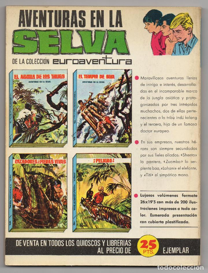 Tebeos: HISTORIA DEL OESTE ¡¡COMPLETA!! (Euredit 1969) 17 novelas. - Foto 33 - 125194063