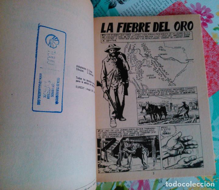 Tebeos: HISTORIA DEL OESTE ¡¡COMPLETA!! (Euredit 1969) 17 novelas. - Foto 35 - 125194063