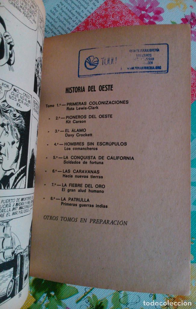 Tebeos: HISTORIA DEL OESTE ¡¡COMPLETA!! (Euredit 1969) 17 novelas. - Foto 36 - 125194063