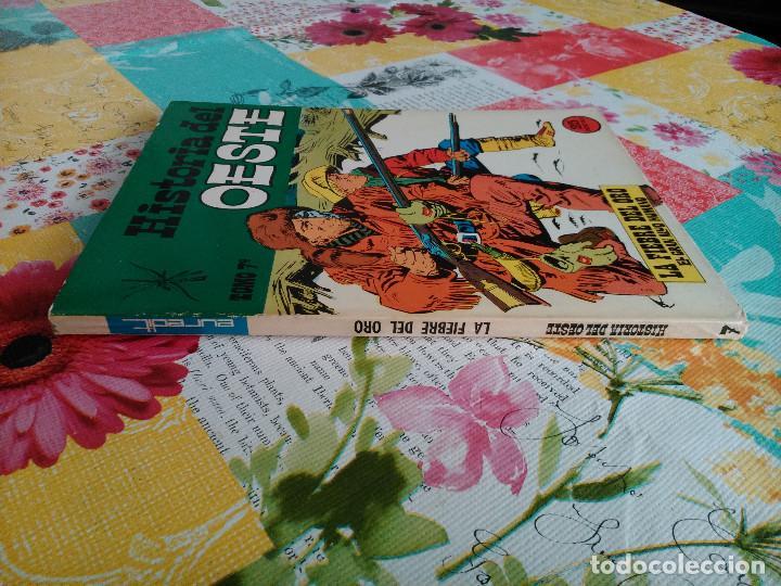 Tebeos: HISTORIA DEL OESTE ¡¡COMPLETA!! (Euredit 1969) 17 novelas. - Foto 37 - 125194063