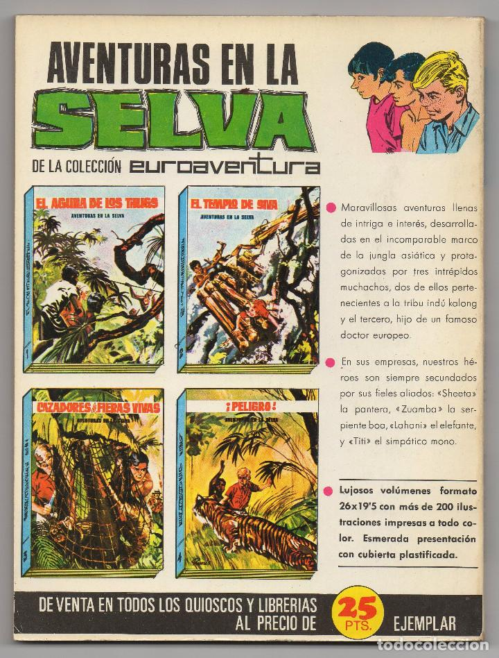 Tebeos: HISTORIA DEL OESTE ¡¡COMPLETA!! (Euredit 1969) 17 novelas. - Foto 38 - 125194063