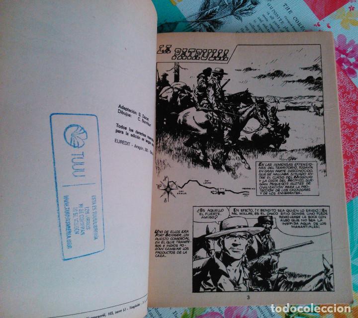 Tebeos: HISTORIA DEL OESTE ¡¡COMPLETA!! (Euredit 1969) 17 novelas. - Foto 40 - 125194063