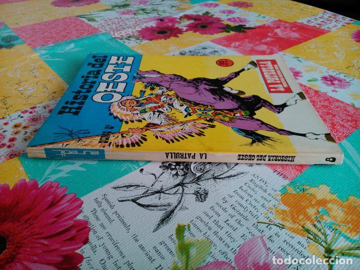 Tebeos: HISTORIA DEL OESTE ¡¡COMPLETA!! (Euredit 1969) 17 novelas. - Foto 41 - 125194063