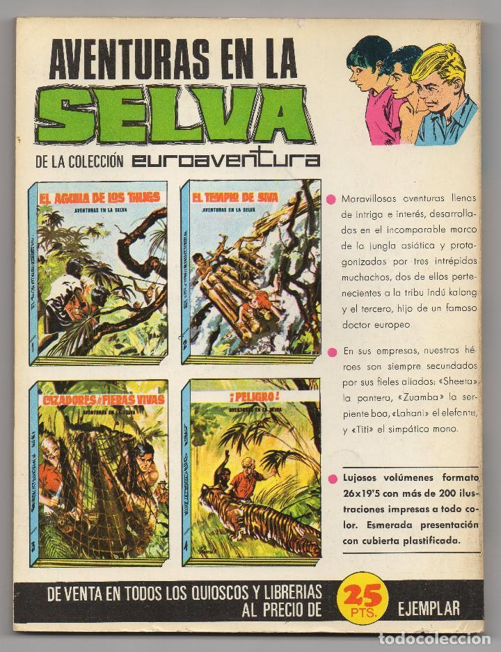 Tebeos: HISTORIA DEL OESTE ¡¡COMPLETA!! (Euredit 1969) 17 novelas. - Foto 42 - 125194063
