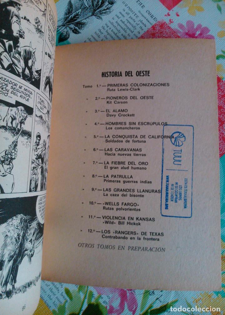 Tebeos: HISTORIA DEL OESTE ¡¡COMPLETA!! (Euredit 1969) 17 novelas. - Foto 45 - 125194063