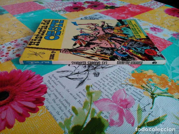 Tebeos: HISTORIA DEL OESTE ¡¡COMPLETA!! (Euredit 1969) 17 novelas. - Foto 46 - 125194063