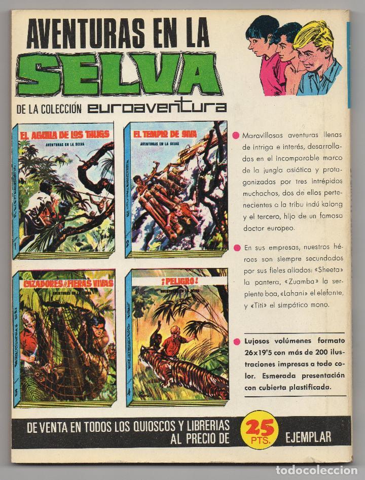 Tebeos: HISTORIA DEL OESTE ¡¡COMPLETA!! (Euredit 1969) 17 novelas. - Foto 47 - 125194063