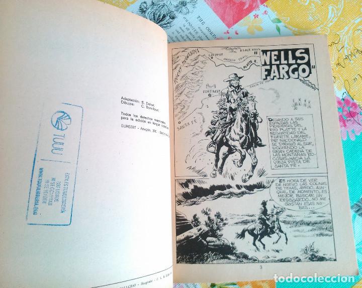 Tebeos: HISTORIA DEL OESTE ¡¡COMPLETA!! (Euredit 1969) 17 novelas. - Foto 49 - 125194063