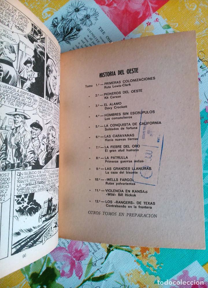 Tebeos: HISTORIA DEL OESTE ¡¡COMPLETA!! (Euredit 1969) 17 novelas. - Foto 50 - 125194063