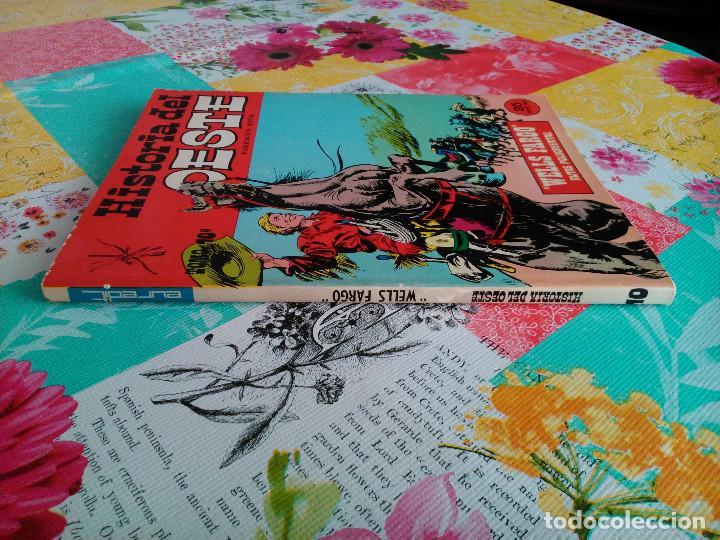 Tebeos: HISTORIA DEL OESTE ¡¡COMPLETA!! (Euredit 1969) 17 novelas. - Foto 51 - 125194063