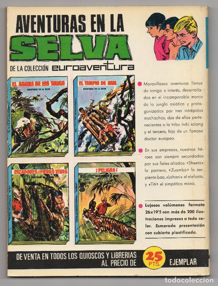 Tebeos: HISTORIA DEL OESTE ¡¡COMPLETA!! (Euredit 1969) 17 novelas. - Foto 52 - 125194063