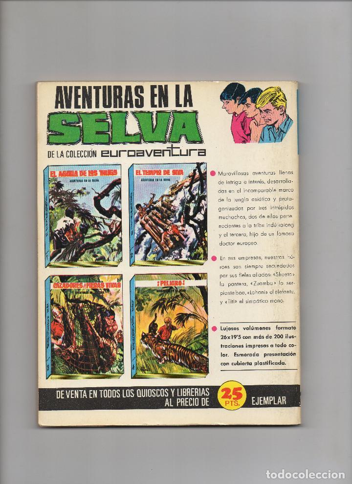 Tebeos: HISTORIA DEL OESTE ¡¡COMPLETA!! (Euredit 1969) 17 novelas. - Foto 56 - 125194063