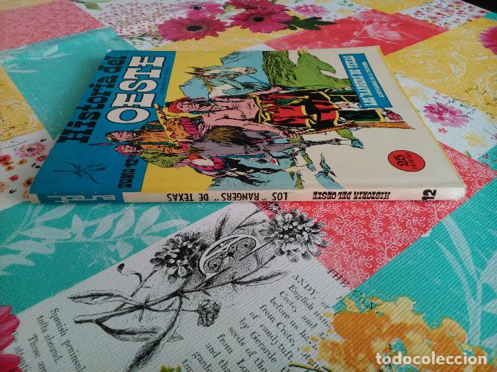 Tebeos: HISTORIA DEL OESTE ¡¡COMPLETA!! (Euredit 1969) 17 novelas. - Foto 59 - 125194063