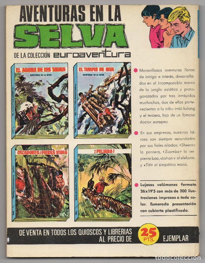 Tebeos: HISTORIA DEL OESTE ¡¡COMPLETA!! (Euredit 1969) 17 novelas. - Foto 60 - 125194063