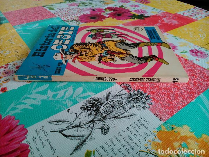 Tebeos: HISTORIA DEL OESTE ¡¡COMPLETA!! (Euredit 1969) 17 novelas. - Foto 62 - 125194063