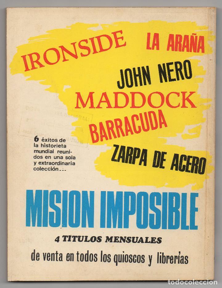 Tebeos: HISTORIA DEL OESTE ¡¡COMPLETA!! (Euredit 1969) 17 novelas. - Foto 63 - 125194063