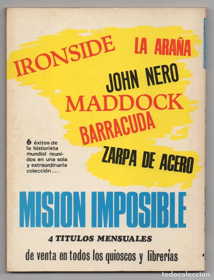 Tebeos: HISTORIA DEL OESTE ¡¡COMPLETA!! (Euredit 1969) 17 novelas. - Foto 66 - 125194063