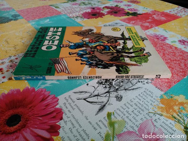 Tebeos: HISTORIA DEL OESTE ¡¡COMPLETA!! (Euredit 1969) 17 novelas. - Foto 68 - 125194063