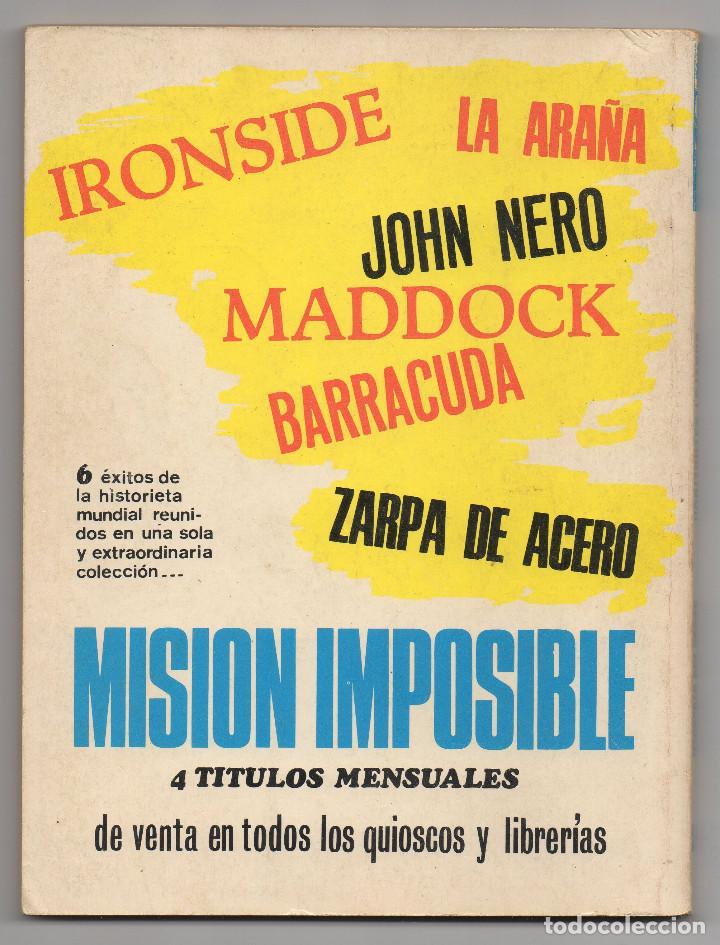 Tebeos: HISTORIA DEL OESTE ¡¡COMPLETA!! (Euredit 1969) 17 novelas. - Foto 69 - 125194063