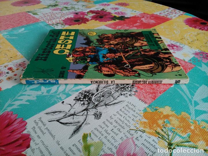 Tebeos: HISTORIA DEL OESTE ¡¡COMPLETA!! (Euredit 1969) 17 novelas. - Foto 71 - 125194063