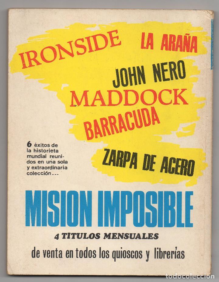 Tebeos: HISTORIA DEL OESTE ¡¡COMPLETA!! (Euredit 1969) 17 novelas. - Foto 72 - 125194063