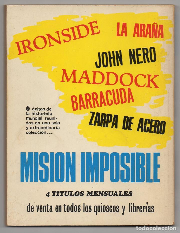 Tebeos: HISTORIA DEL OESTE ¡¡COMPLETA!! (Euredit 1969) 17 novelas. - Foto 75 - 125194063