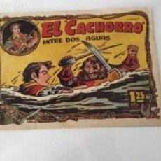 Tebeos: EL CACHORRO. LOTE DE 12 TEBEOS DIVISIBLE SEGÚN PETICIÓN INTERESADOS.. Lote 126441079