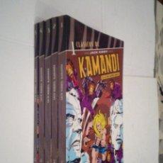 Tebeos: KAMANDI - DC - CLASICOS DC - COLECCION COMPLETA - ED PLANETA - MBE - GORBAUD - CJ 97. Lote 127253039