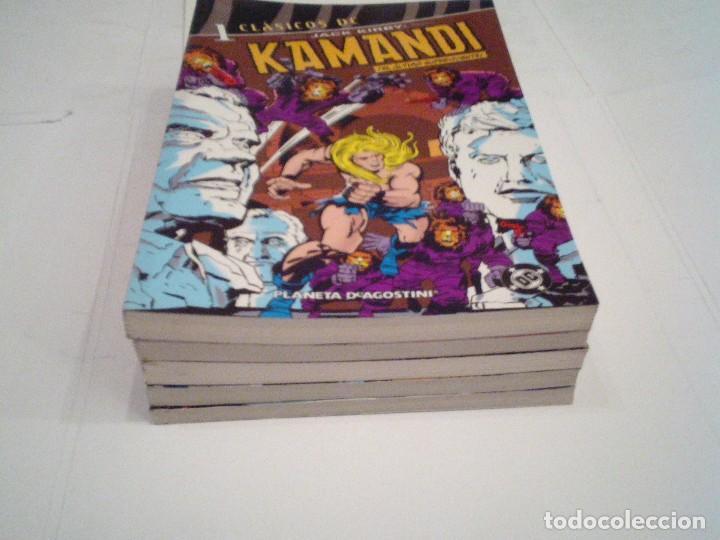 Tebeos: KAMANDI - DC - CLASICOS DC - COLECCION COMPLETA - ED PLANETA - MBE - GORBAUD - cj 97 - Foto 2 - 127253039