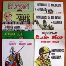 Tebeos: COLECCIÓN PILOTO - EDITORIAL VALENCIANA 1982 - COLECCIÓN COMPLETA, 9 TEBEOS. Lote 127732359