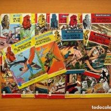 Tebeos: OCURRIO UNA VEZ... - EDICIONES TORAY 1957 - COLECCIÓN COMPLETA 16 CUADERNOS, VER FOTOS. Lote 127823019