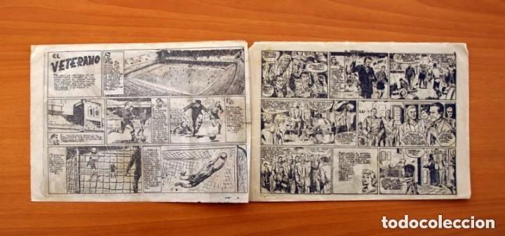Tebeos: Atletas - Colección completa, 7 tebeos - Editorial Maga 1958, ver fotos - Foto 3 - 127858039