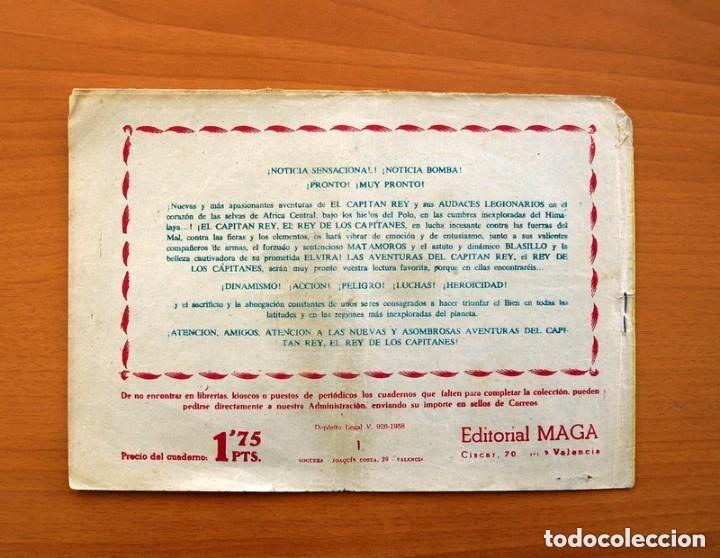 Tebeos: Atletas - Colección completa, 7 tebeos - Editorial Maga 1958, ver fotos - Foto 6 - 127858039