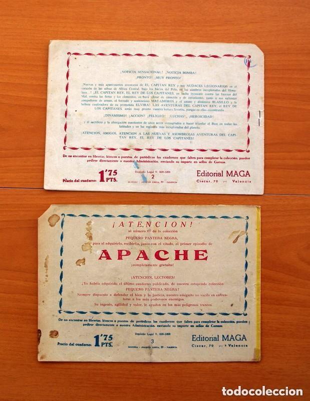 Tebeos: Atletas - Colección completa, 7 tebeos - Editorial Maga 1958, ver fotos - Foto 8 - 127858039