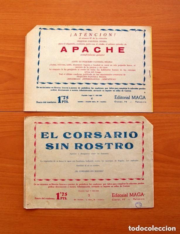 Tebeos: Atletas - Colección completa, 7 tebeos - Editorial Maga 1958, ver fotos - Foto 10 - 127858039