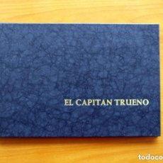 Tebeos: EL CAPITÁN TRUENO - RECOPILACIÓN DE LO DIBUJADO POR AMBRÓS EN PULGARCITO, 101 PÁGINAS, VER FOTOS. Lote 127866979