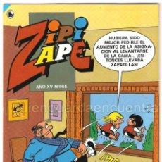 Tebeos: COMIC ZIPI Y ZAPE LOTE 6 COMICS AÑO XV-664-665-666-667-668-669-1986 NUEVOS. Lote 127941035
