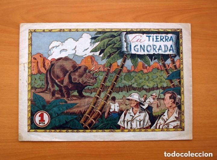 Tebeos: La expedición Rawson - Colección completa, 2 cuadernos -Editorial Hispano Americana 1941 - Ver fotos - Foto 2 - 128226567