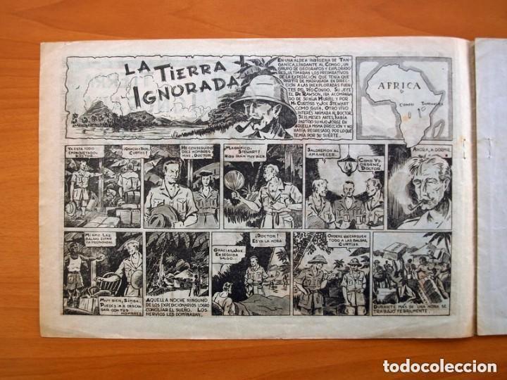 Tebeos: La expedición Rawson - Colección completa, 2 cuadernos -Editorial Hispano Americana 1941 - Ver fotos - Foto 3 - 128226567