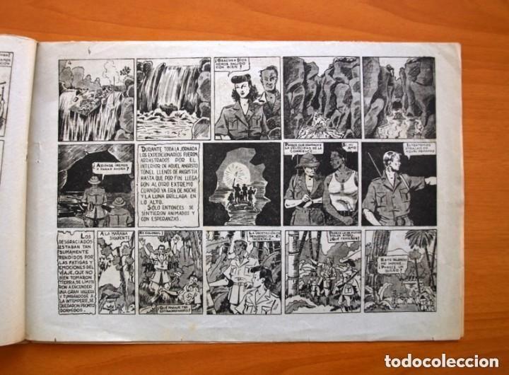 Tebeos: La expedición Rawson - Colección completa, 2 cuadernos -Editorial Hispano Americana 1941 - Ver fotos - Foto 4 - 128226567