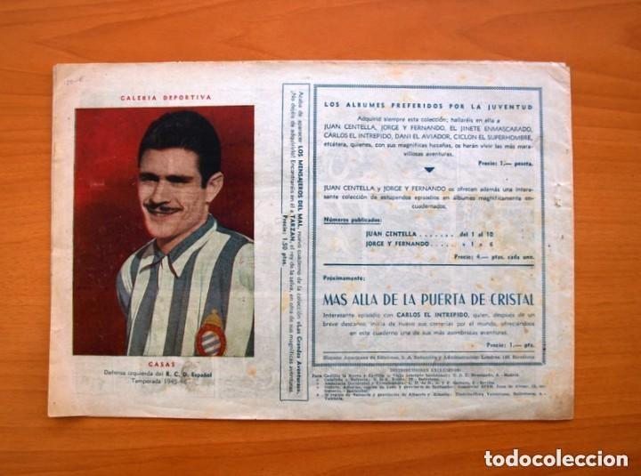 Tebeos: La expedición Rawson - Colección completa, 2 cuadernos -Editorial Hispano Americana 1941 - Ver fotos - Foto 5 - 128226567