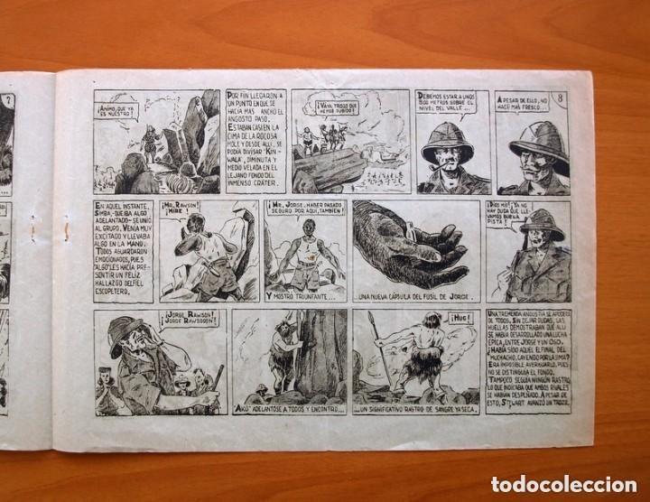 Tebeos: La expedición Rawson - Colección completa, 2 cuadernos -Editorial Hispano Americana 1941 - Ver fotos - Foto 8 - 128226567