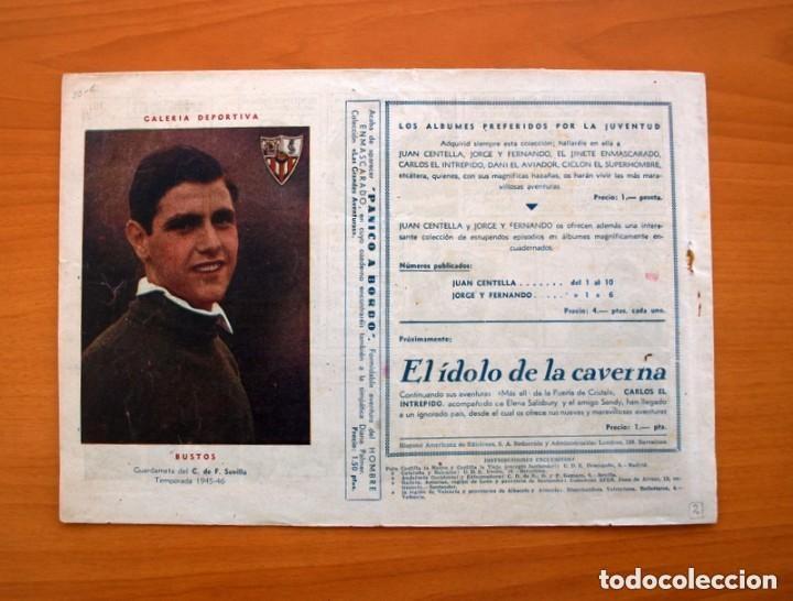 Tebeos: La expedición Rawson - Colección completa, 2 cuadernos -Editorial Hispano Americana 1941 - Ver fotos - Foto 9 - 128226567