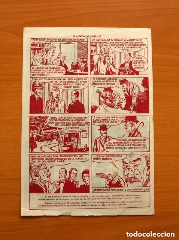 Tebeos: Hombres de Ley - Editorial Creo 1961 - Colección Completa 23 ejemplares, ver fotos - Foto 6 - 128244671